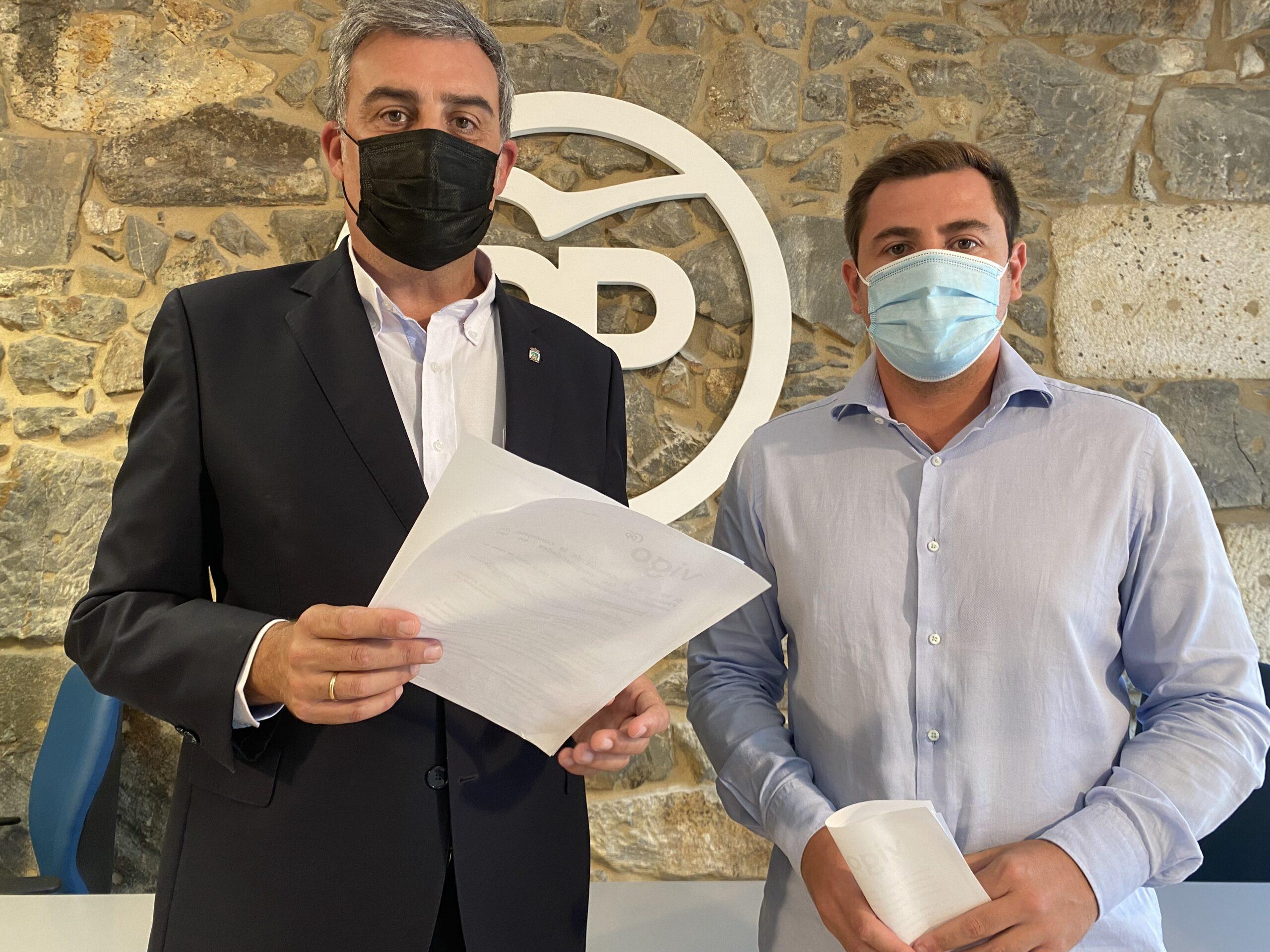 El PP exige la dimisión de la concejala de Personal por las oposiciones suspendidas
