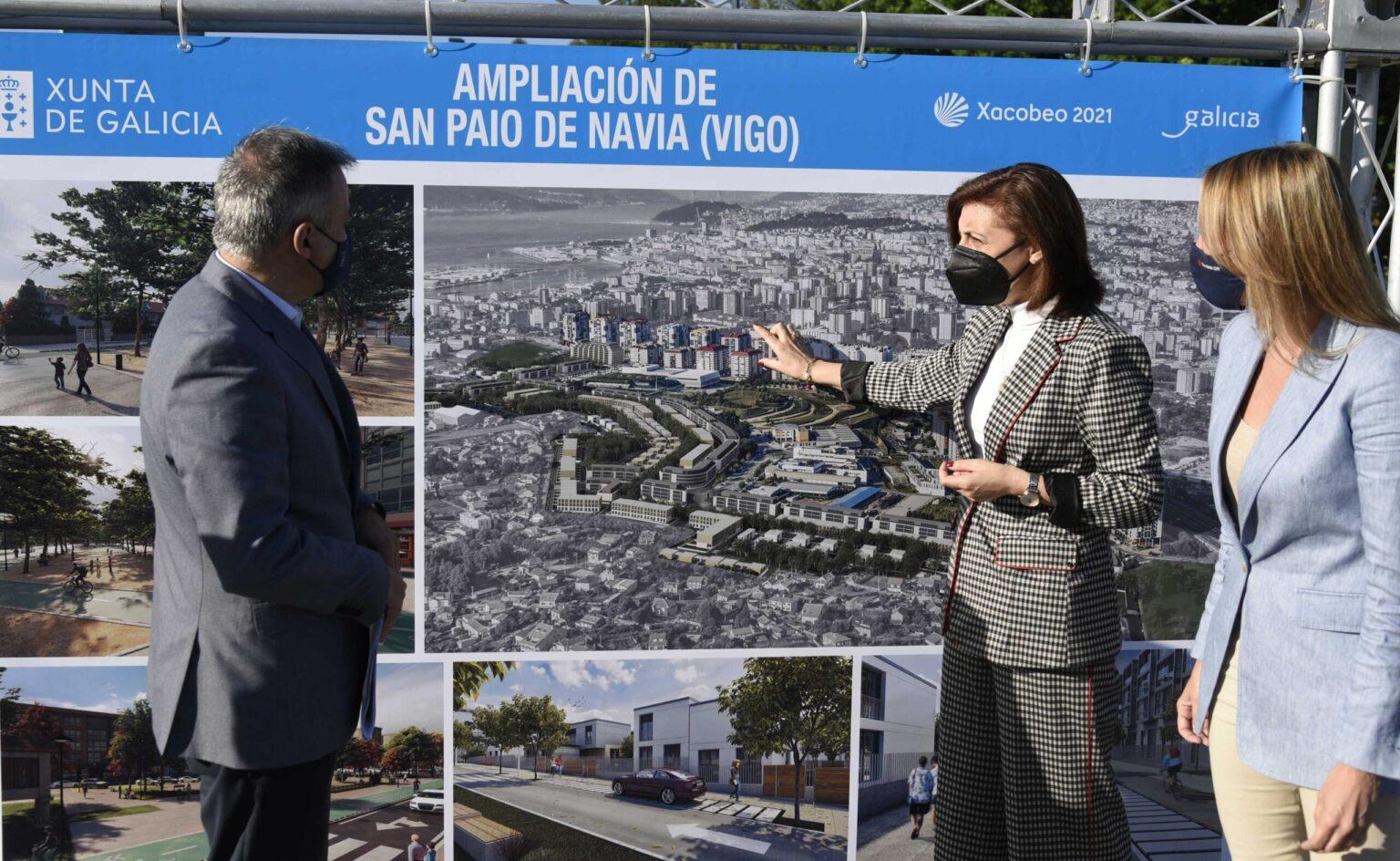 A ampliación de San Paio de Navia empezará despois do verán