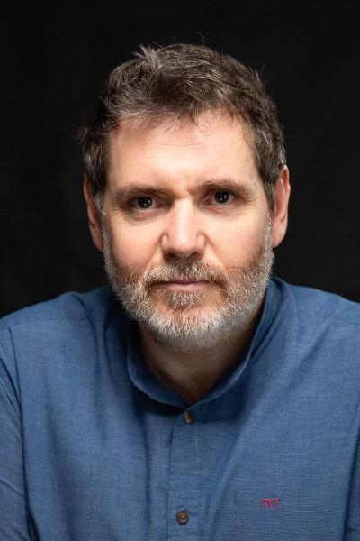 O director lucense Jorge Coira, Premio Pedigree do Festival de Cans