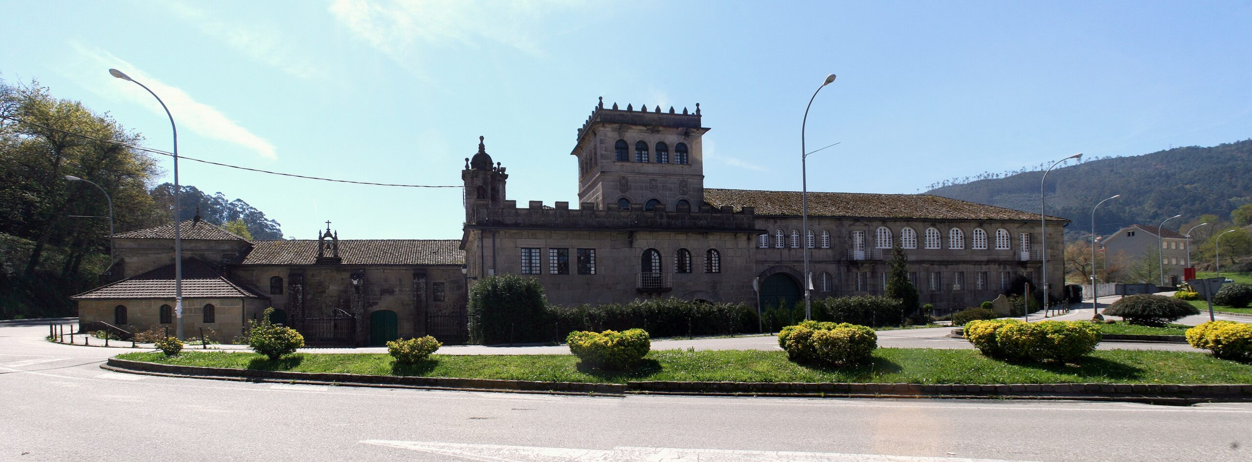 Redondela compra por 450.000€ a parcela anexa ao convento de Vilavella