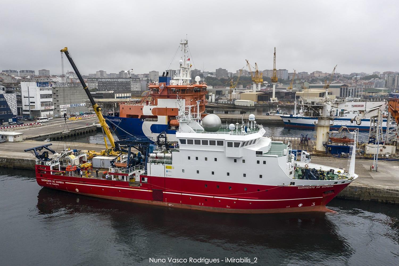 liderado por el Instituto Español de Oceanografía
