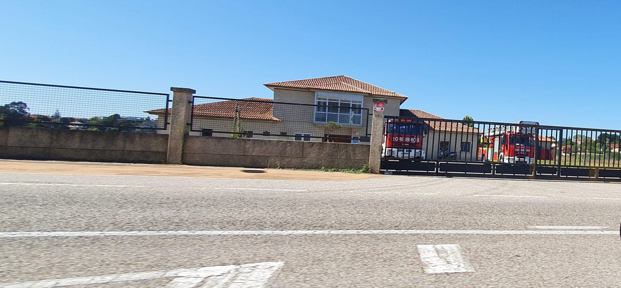 El parque de Bomberos de Coruxo, cerrado de nuevo por falta de efectivos