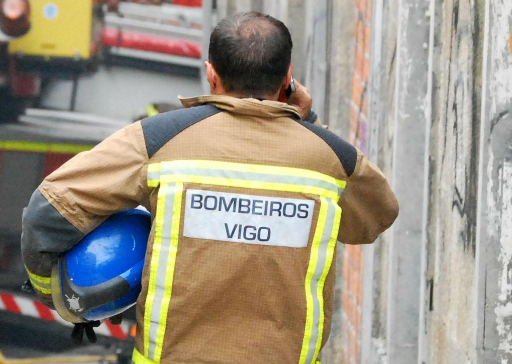 Bombeiro Vigo