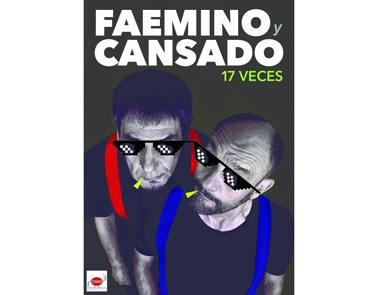 Faemino y Cansado, el 24 y 25 de este mes, en Vigo