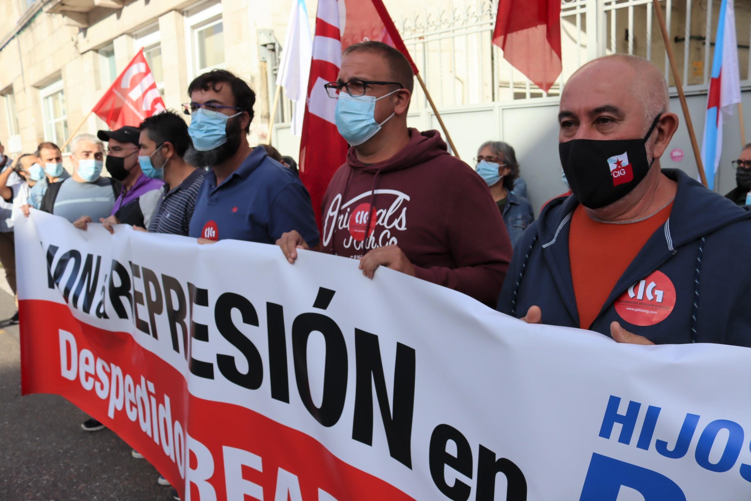 Volven as mobilizacións en Barreras