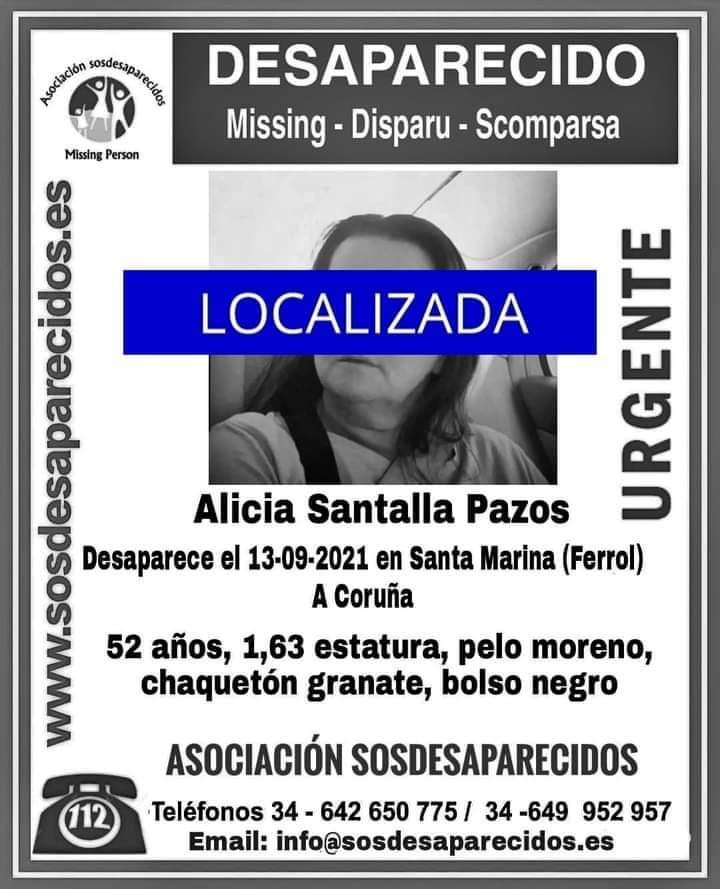 Alicia Santalla Pazos