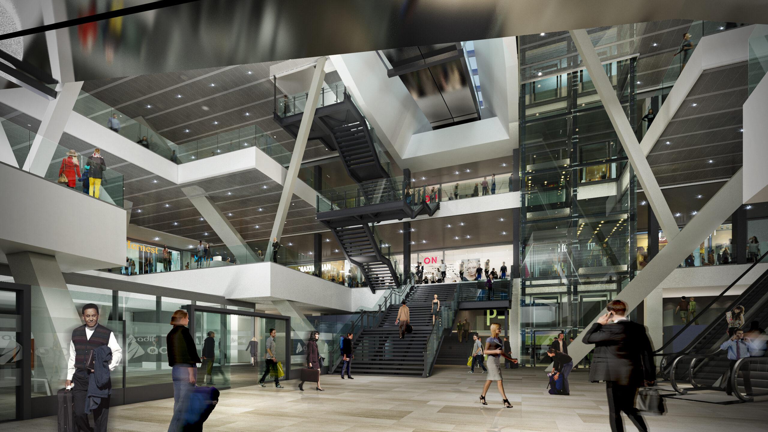 Vialia Vigo, primer centro comercial en disponer de geolocalización en interiores