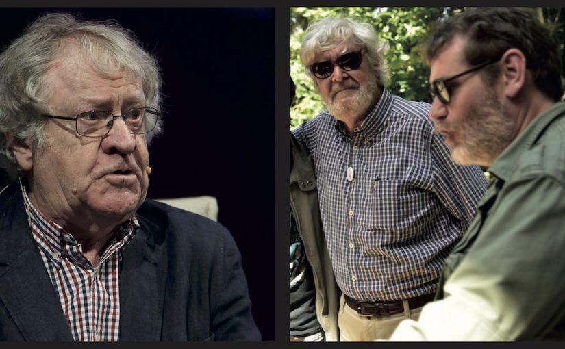 Ian Gibson e Xosé Manuel Beiras, protagonistas este xoves no Festival de Cans
