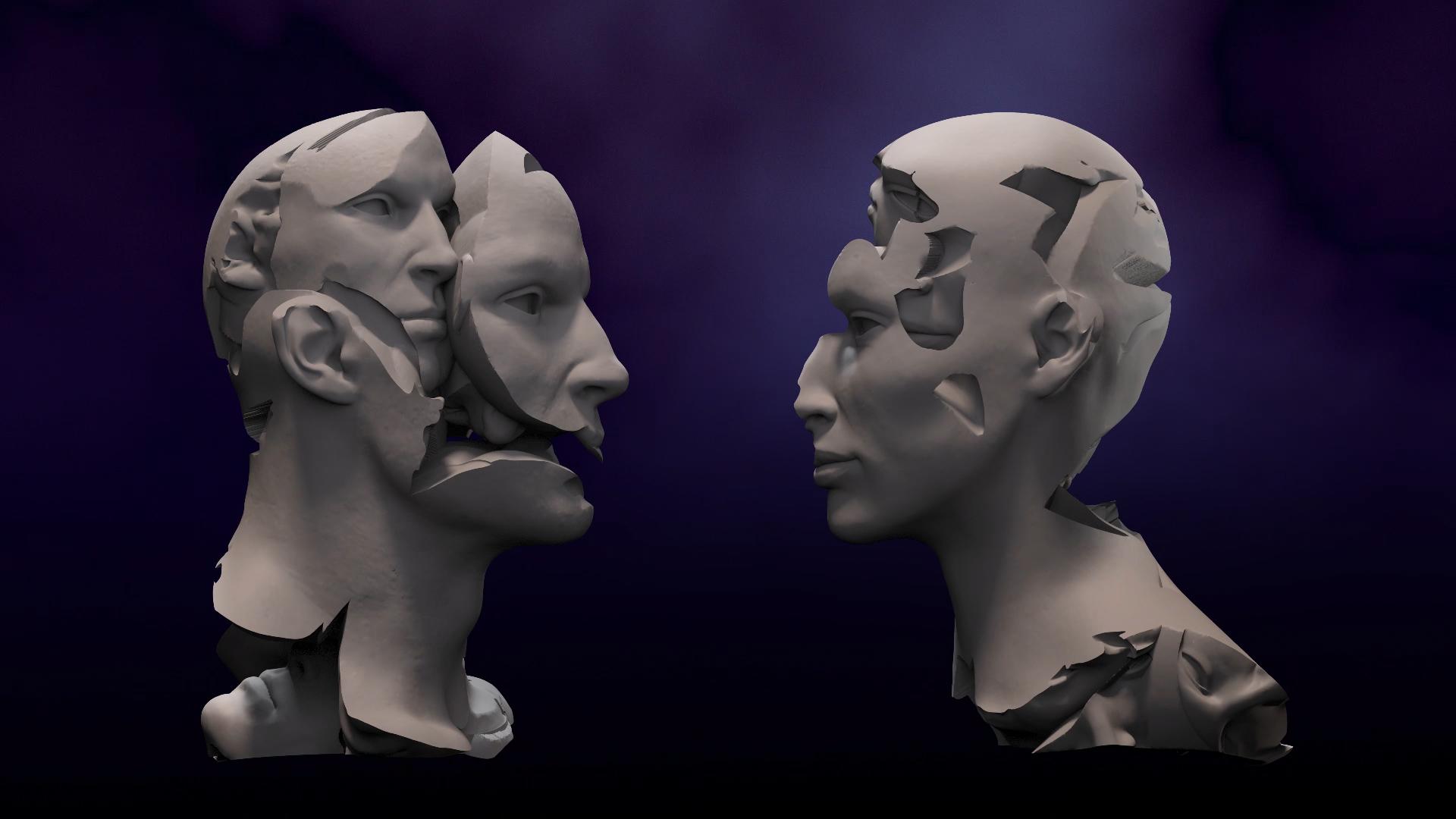 'El estadio del espejo', una exposición de videoarte para inaugurar Vialia Vigo