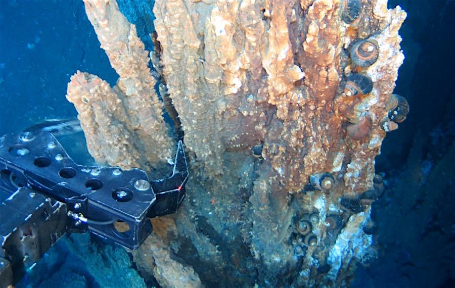 Minería submarina