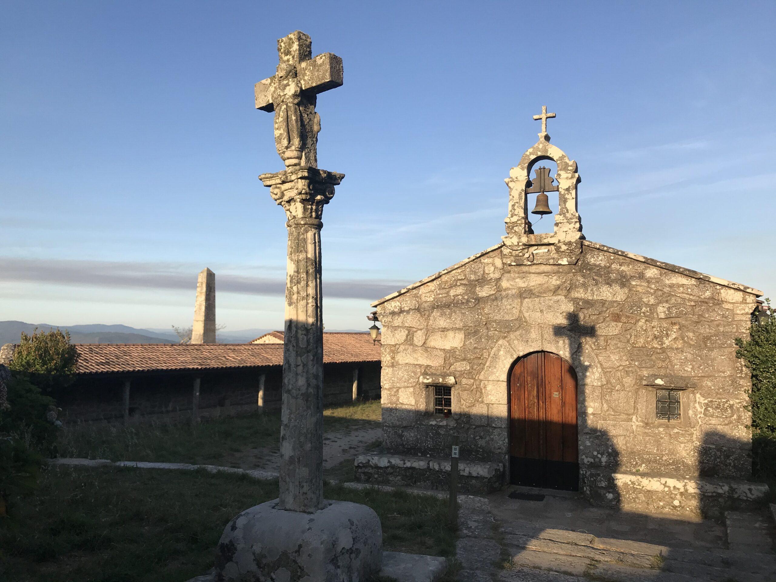A Guarda celebra Santa Tegra