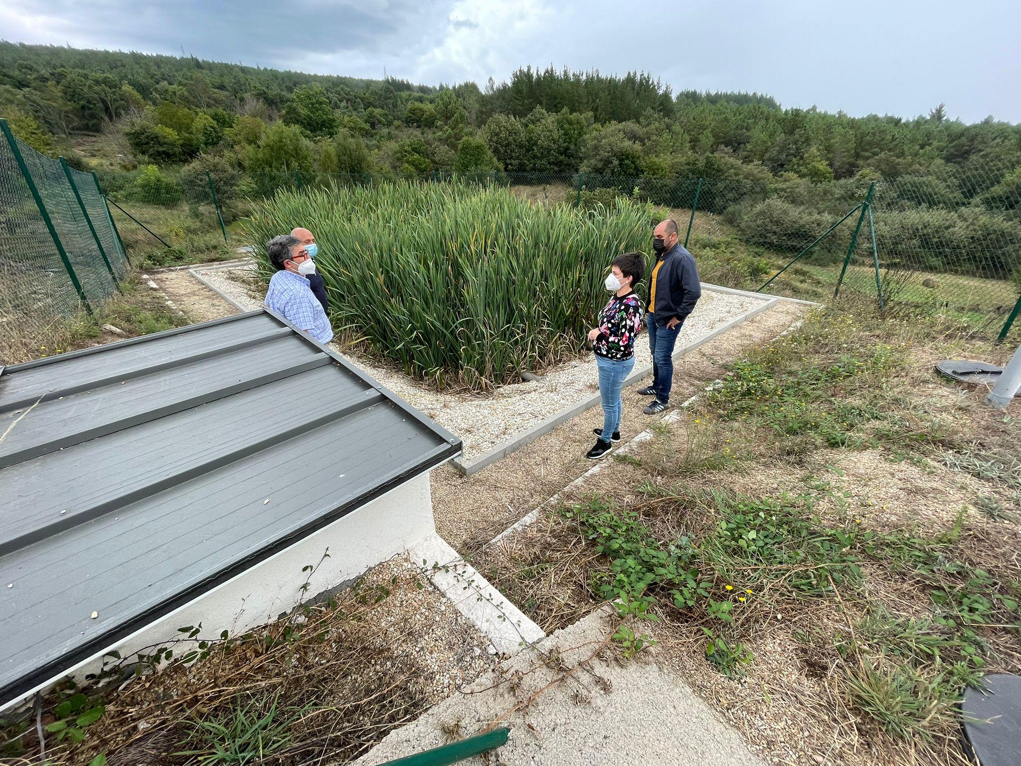 O Rosal continúa dando pasos na xestión de augas residuais na zona de costa