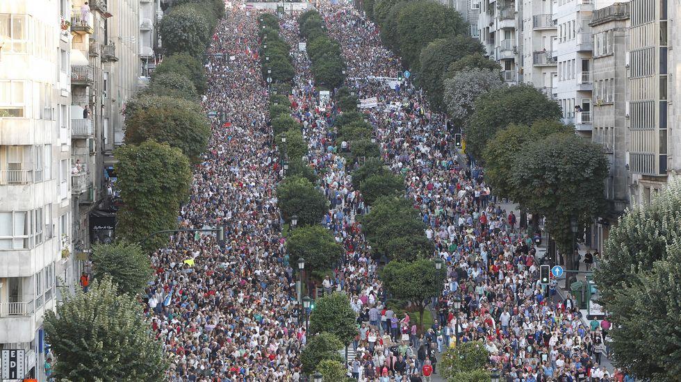 Piden a los ciudadanos que se manifiesten el jueves en Vigo por la Sanidad Pública