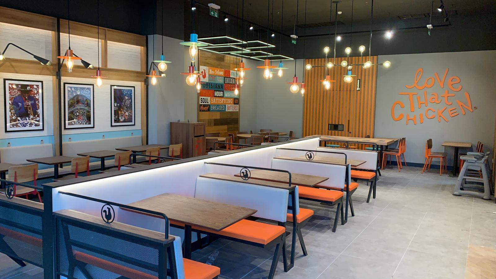 Popeyes® inaugura en Vigo su primer restaurante de Galicia