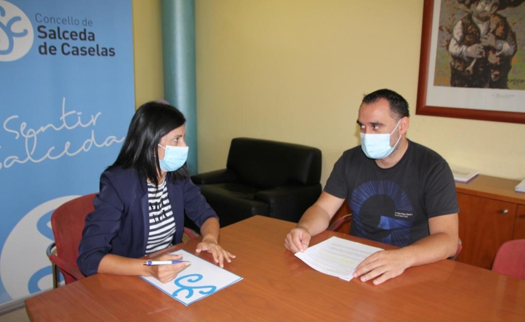 Este ano, Salceda repartirá 30.000€ entre as comunidades de augas