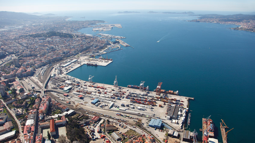 Vigo aún no llega a los 300.000 habitantes, aunque está más cerca
