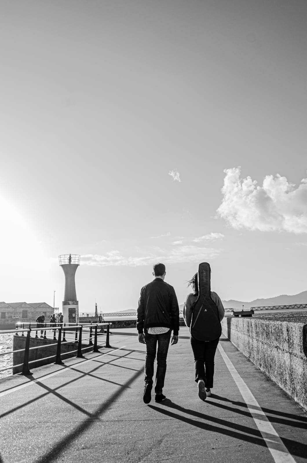 Empieza el rodaje de otra película en las calles de Vigo