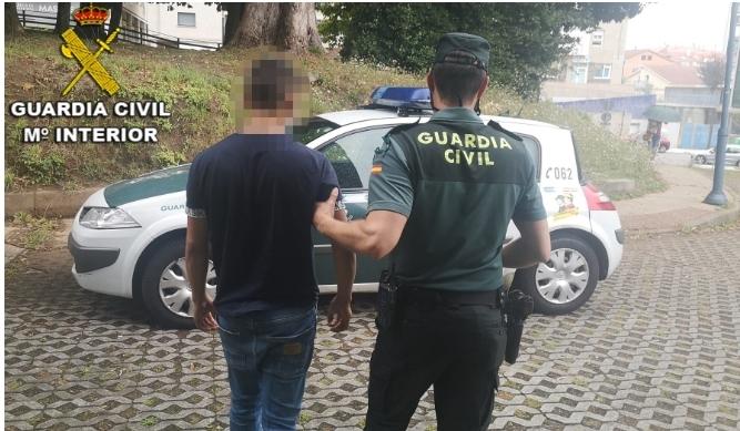 Ingresa en prisión tras ser detenido en la AP-9 con medio kilo de cocaína