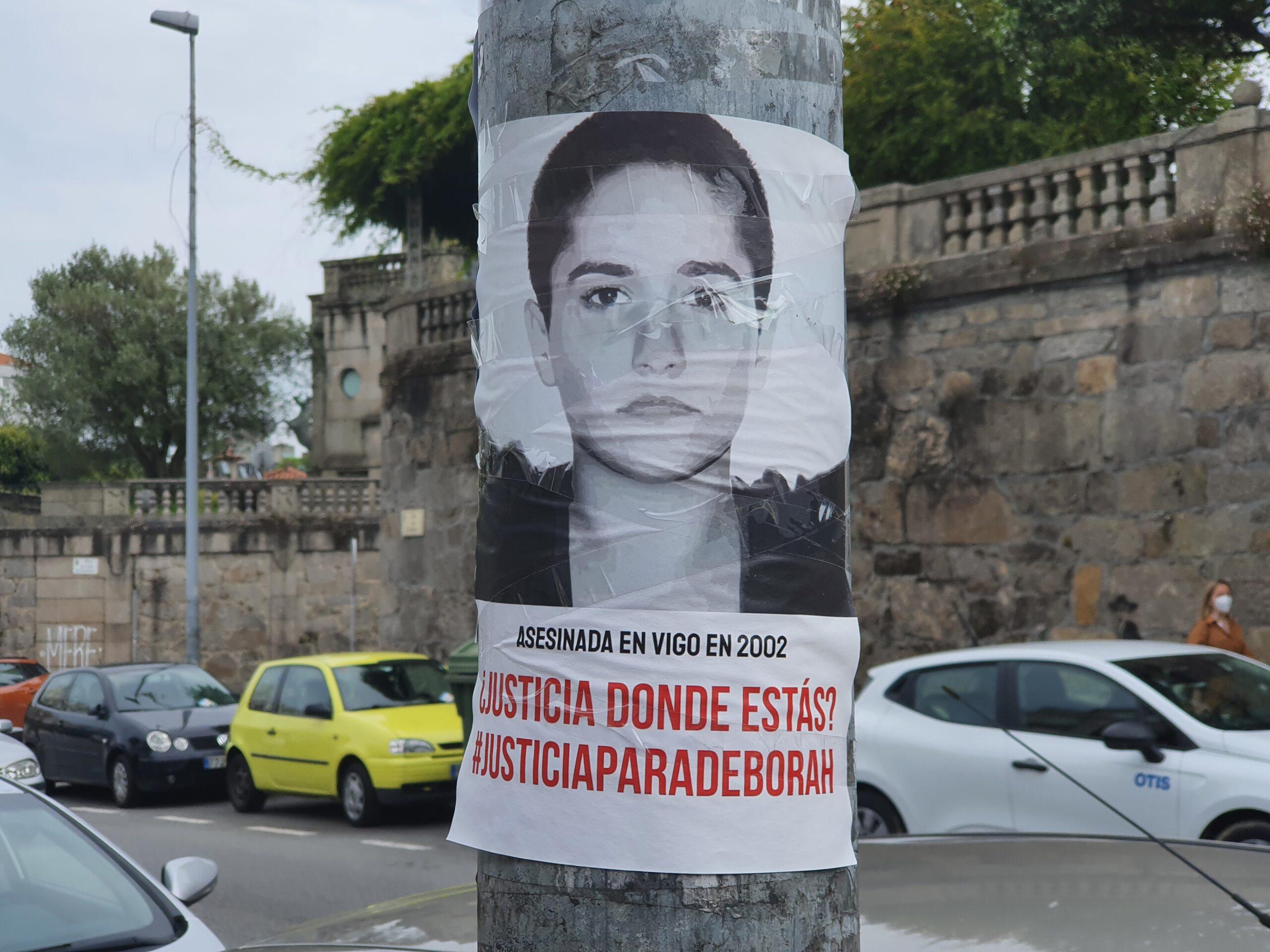 La juez ordena nuevas diligencias en el caso del asesinato de Deborah Fernández