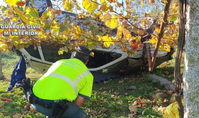 Una mujer de 77 años de edad pierde la vida en un accidente en Carracedo